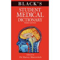 【预订】Black's Student Medical Dictionary