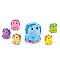 会跑会跳发条玩具男女孩宝宝0-1岁上弦上链婴儿6-12个月动物