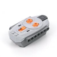 传感器乐兼容高电动马达wedo2.0电子积木45300主机电池盒ev3