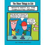 【预订】The Diner Things in Life
