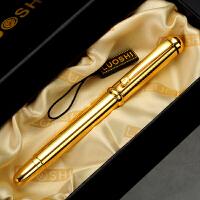钢笔商务办公练字钢笔男女生日*品套装学生用正姿练字铱金笔