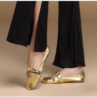 肚皮舞练习练功舞蹈鞋 牛筋底防滑表演出印度舞蹈鞋新款网红同款时尚户外新品