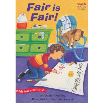 数学帮帮忙:马可的零用钱 Math Matters : Fair is Fair! 全美教师喜欢用的数学绘本,获美国《学习杂志》教师选择儿童读物奖,把数学与孩子日常生活联系在一起,帮孩子轻松掌握基础数学概念,积累生活及数学相关英语词汇,是小学数学课的高质量辅助读物