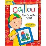 【预订】Caillou: The Doodle Artist