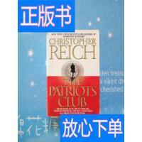 [二手旧书9成新]The Patriots Club[爱国者俱乐部] /Christopher