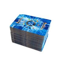 赛尔号卡片精灵战争竞技卡游戏卡牌纸牌360张游戏卡 卡通周边小孩子游戏卡玩具生日礼物 斗转赛尔