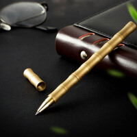 金属商务中性签字笔水笔宝珠笔0.5mm速干 高考状元金榜题名学生奖品办公礼品