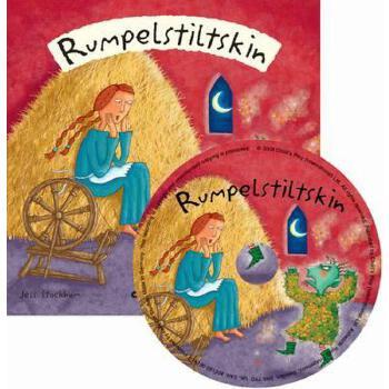 【预订】Rumpelstiltskin 9781846432934 美国库房发货,通常付款后3-5周到货!