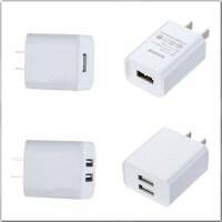 vivo手机充电器单口1A2A插头OPPO快充头苹果安卓等通用多口充电头
