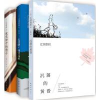 沉落的黄昏:江国香织精选集全3册(沉落的黄昏 去爱吧,间宫兄弟 威化饼干的椅子)