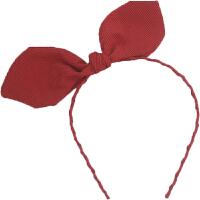 儿童发饰品质宝宝配饰头箍女童大蝴蝶结发箍