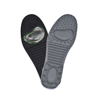 磁疗按摩鞋垫运动除臭吸汗防臭足疗鞋垫保健男女通用