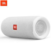 【当当自营】JBL FLIP5 象牙白 音乐万花筒五代 便携式蓝牙音箱 低音炮 防水设计 支持多台串联 户外音箱 迷你