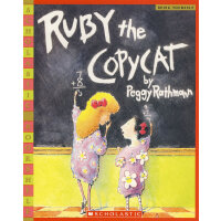 Ruby the Copycat (Scholastic Bookshelf)爱模仿的露比 ISBN978043947