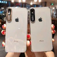 苹果x手机壳透明iPhonexr全包xr外壳XS MAX防摔8plus保护套潮牌iPhone7plus网红超薄iPho