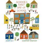 【预订】School's First Day of School