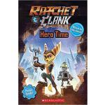 【预订】Ratchet and Clank: Hero Time (the Movie Reader) 9781338