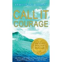 【预订】Call It Courage 9781416953685