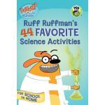 【预订】Fetch! with Ruff Ruffman: Ruff Ruffman's 44 Favorite Sc