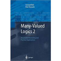 【预订】Many-Valued Logics 2 9783642084171