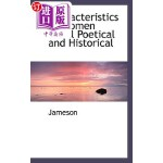 【中商海外直订】Characteristics of Women Moral Poetical and Histori