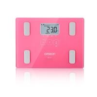 [当当自营欧姆龙(OMRON)体重脂肪测量仪HBF-212 P 玫红 脂肪秤 电子秤 健康体脂仪(利来国际ag手机版可咨询:010-