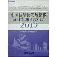 中国信息化发展指数统计监测年度报告 2013