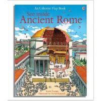 See Inside Ancient Rome 看看内部翻翻书:古罗马