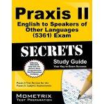 【预订】Praxis II English to Speakers of Other Languages (5361)