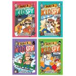 顺丰发货 英文原版小说 Mac B. Kid Spy系列2-3【2册】合售 黑超特警队 The Impossible