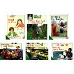【绿色级别】圣智PM彩虹阅读 6本 PM READERS-GREEN L14-15 小学四五年级适读 NON-FICT