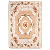 北欧客厅房间地毯茶几垫地毯卧室床边毯简约现代可机洗家用地毯k