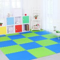 儿童卧室拼图地板爬行垫宝宝大号加厚泡沫地垫拼接榻榻米家用