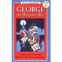 【预订】George the Drummer Boy 9780064441063