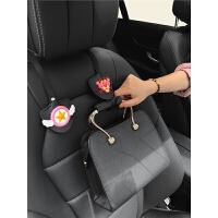 车载多功能挂钩座椅背置物小挂钩汽车后排可爱创意内饰挂包包衣架