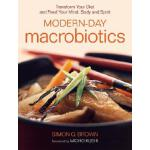 【预订】Modern-Day Macrobiotics Transform Your Diet and Feed Yo