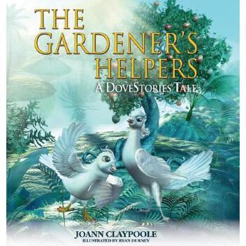 【预订】The Gardener's Helpers 预订商品,需要1-3个月发货,非质量问题不接受退换货。