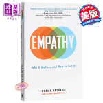 【中商原版】同理心 英文原版 Empathy: Why It Matters, and How to Get It R