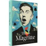 This is Magritte 这是玛格利特 英文原版 This is这就是系列艺术家小传故事大师作品画集 Laur