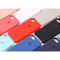 【顺丰次日达】Apple 苹果7官方手机壳iPhone7plus原装硅胶套简约8p防摔保护壳case正品 iphone
