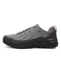 【现货】哥伦比亚(Columbia)秋冬新品户外男鞋防水绒里保暖登山鞋徒步鞋DM0127