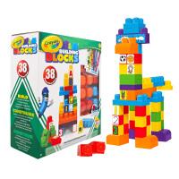 绘儿乐99030彩绘创意积木经典盒装儿童创意玩具