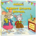 鼠小弟爱数学:阿宝开学了 Mouse Math : Albert Starts School