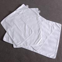 棉枕芯内胆套 带拉链枕头皮贡缎 可装荞麦壳布袋 s