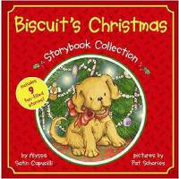 [现货]英文原版Biscuit's Christmas圣诞套装 汪培�E I can read