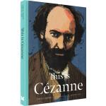 This is Cézanne这是塞尚英文原版 精装书 This is这就是系列艺术家小传故事大师作品画集 Laure