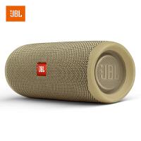 【当当自营】JBL FLIP5 沙黄色 音乐万花筒五代 便携式蓝牙音箱 低音炮 防水设计 支持多台串联 户外音箱 迷你
