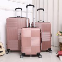 拉杆箱 2020新款时尚万向轮密码箱女士男士出差旅行箱学生收纳整理行李箱大容量皮箱
