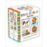 [现货]英文原版Eric Carle Gift Set绘本大师艾瑞克卡尔礼品套装
