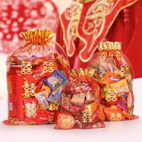 婚礼结婚庆用品苏杭纱袋喜糖袋创意中国风糖果糖袋喜糖盒子